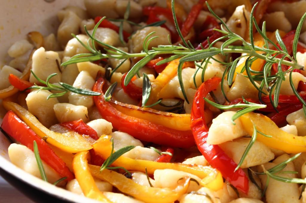 Gnocchi z papryka 3