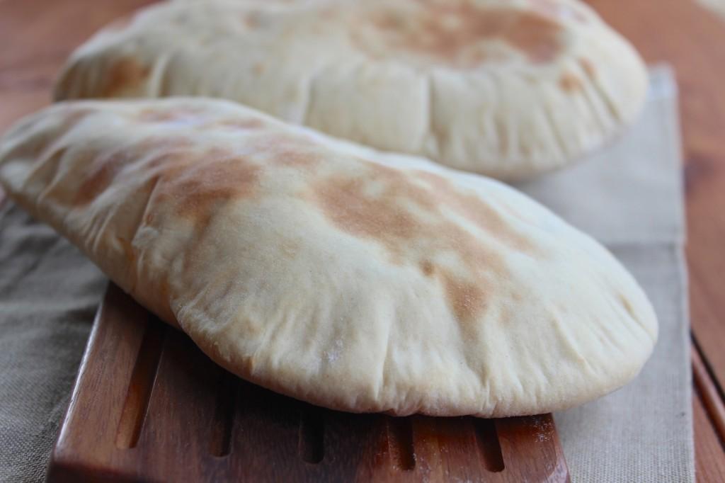 Naan bread 2