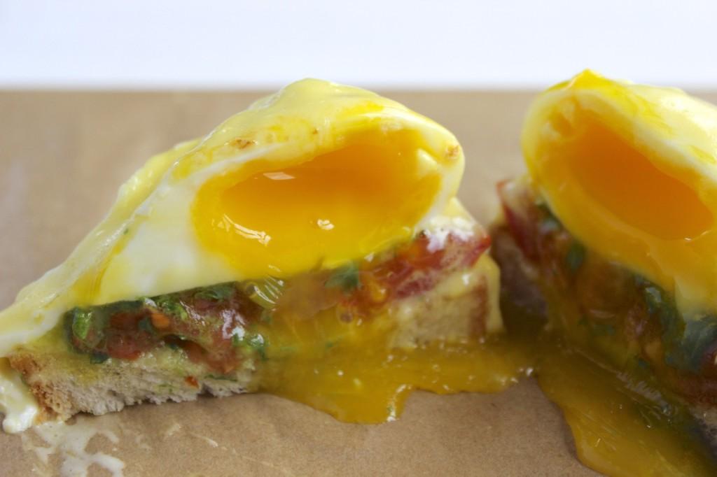 Jajka po Ligursku 1
