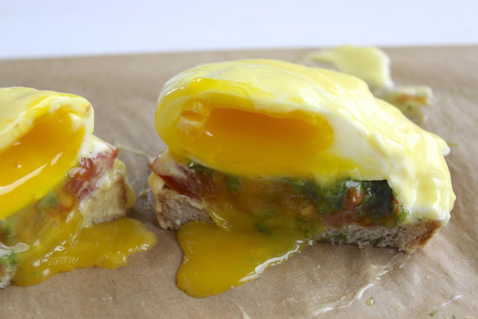 Jajka po Ligursku 3