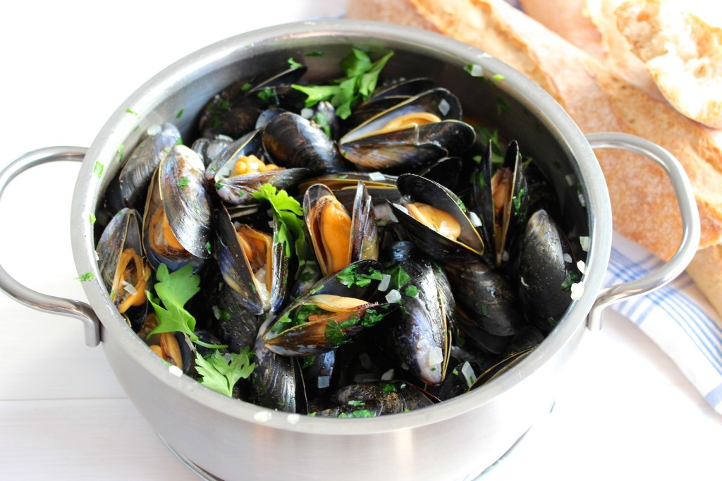 Moules Mariniere 1