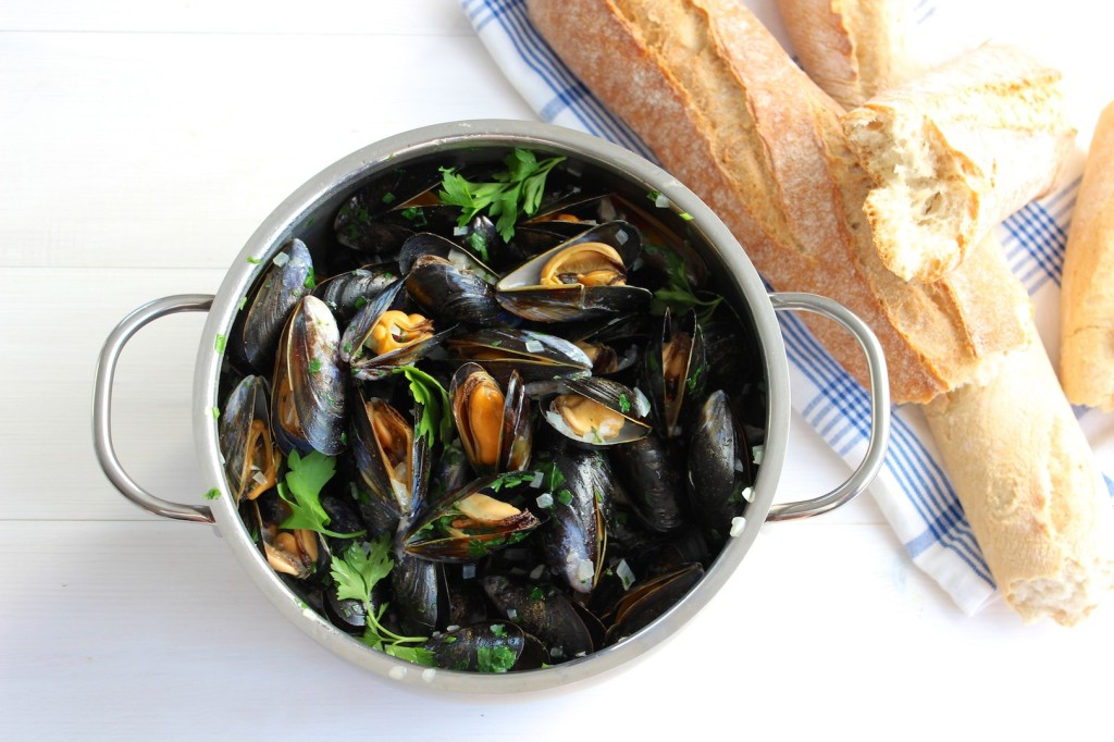 Moules Mariniere 2