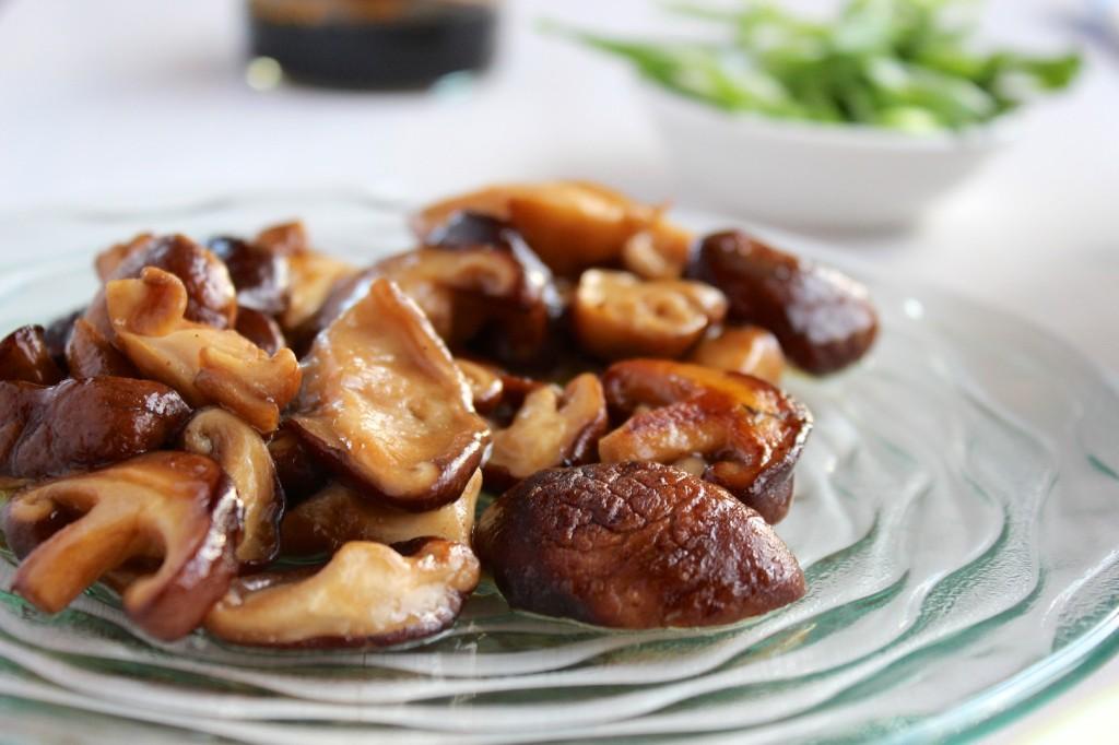 Polędwiczka wieprzowa z grzybami 3