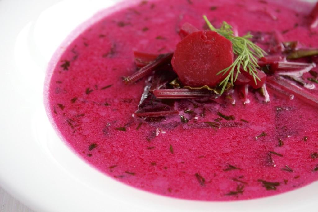 Zupa botwinkowa 3
