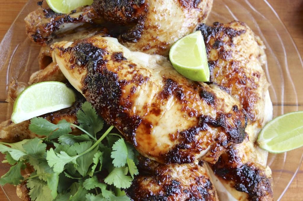 Glazurowany kurczak 3