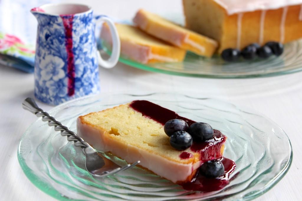 Cytrynowe ciasto jogurtowe 1