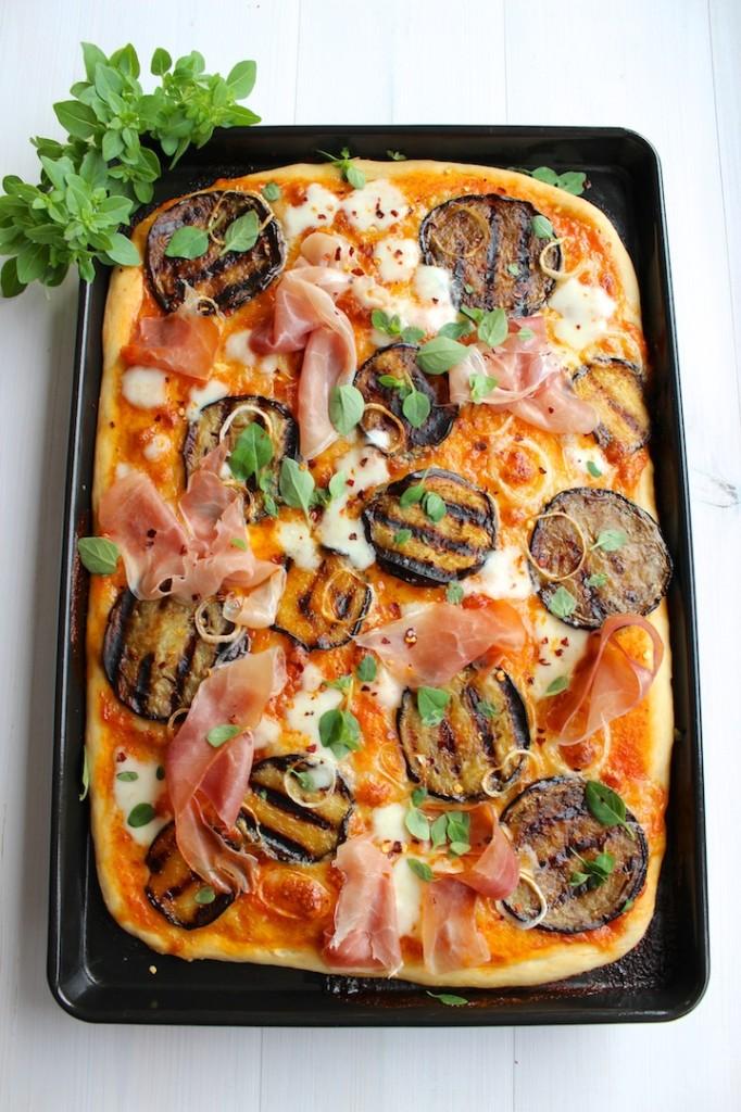 Pizza z blachy 2