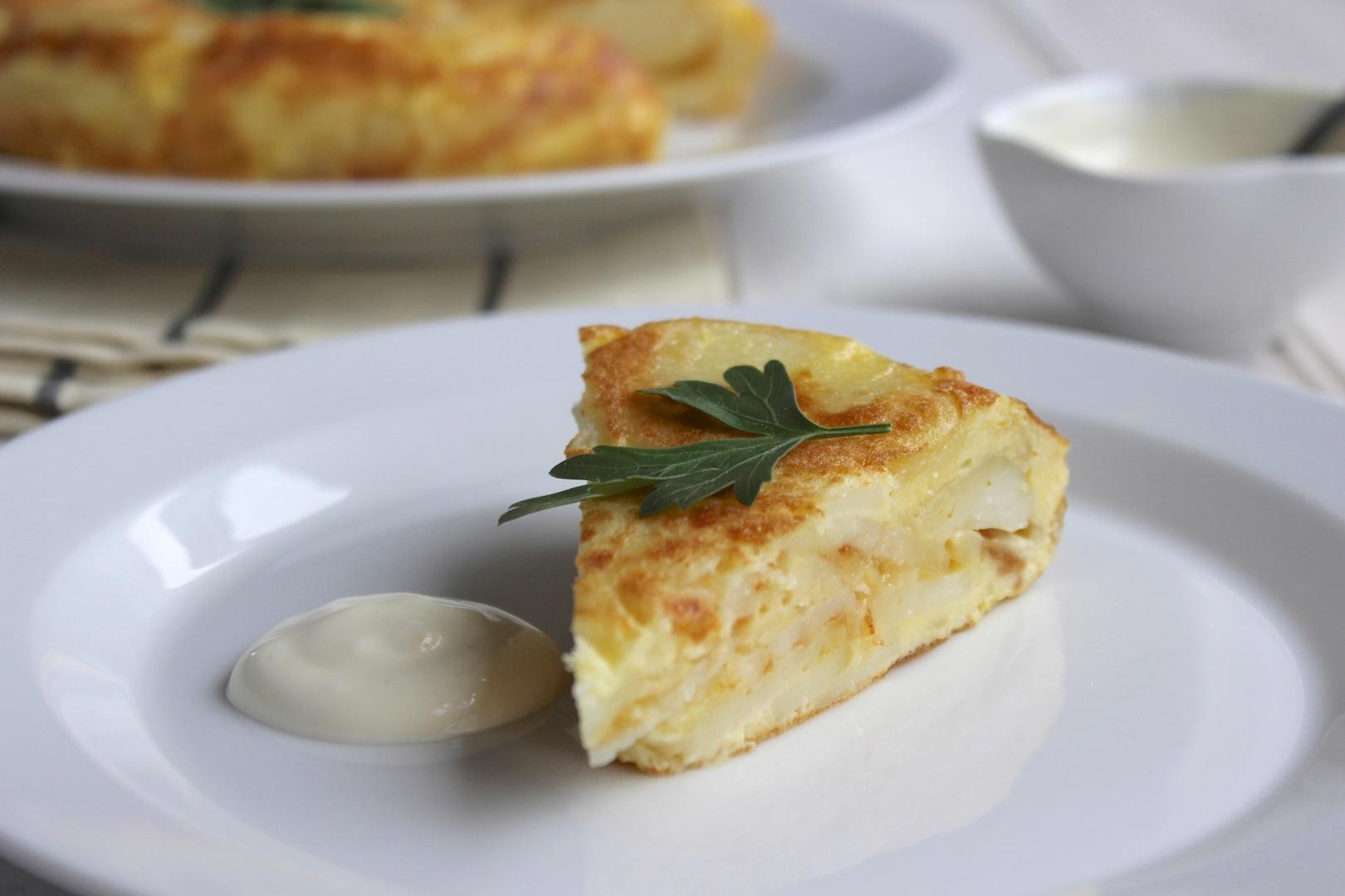 Tortilla de patatas 3