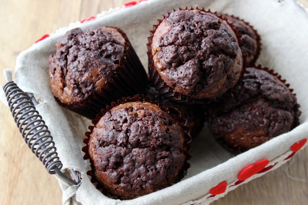 Czekoladowe muffiny 1