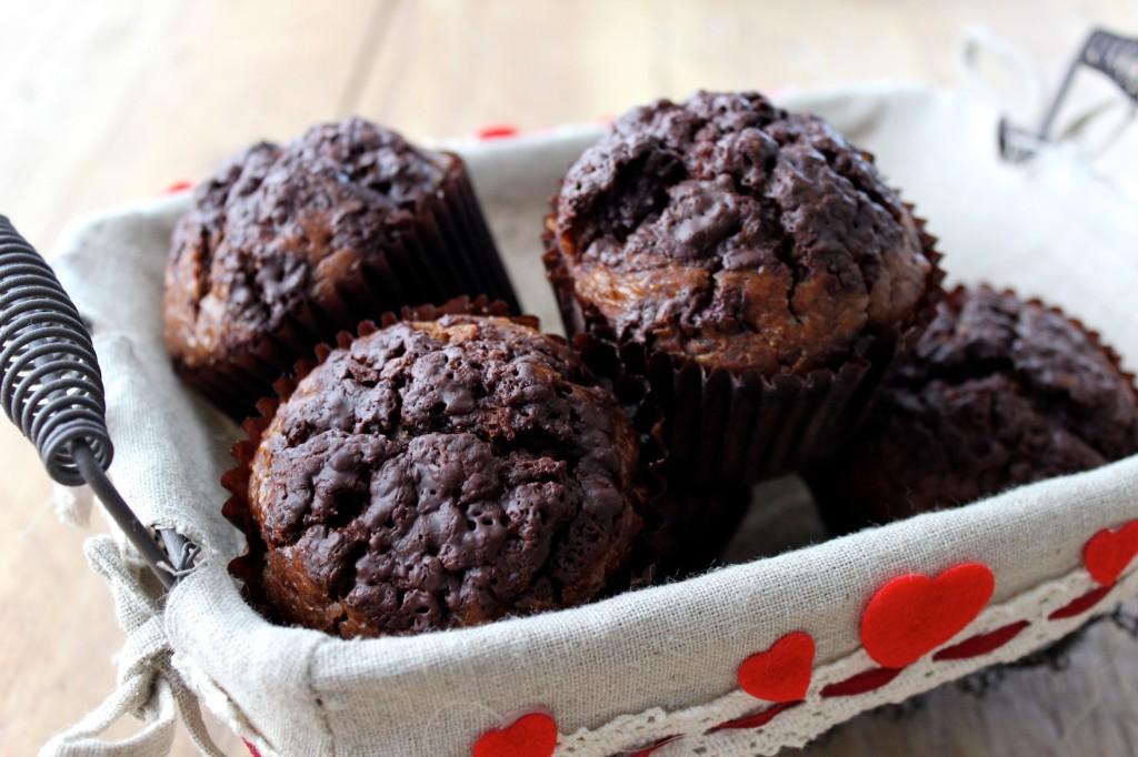 Czekoladowe muffiny 2
