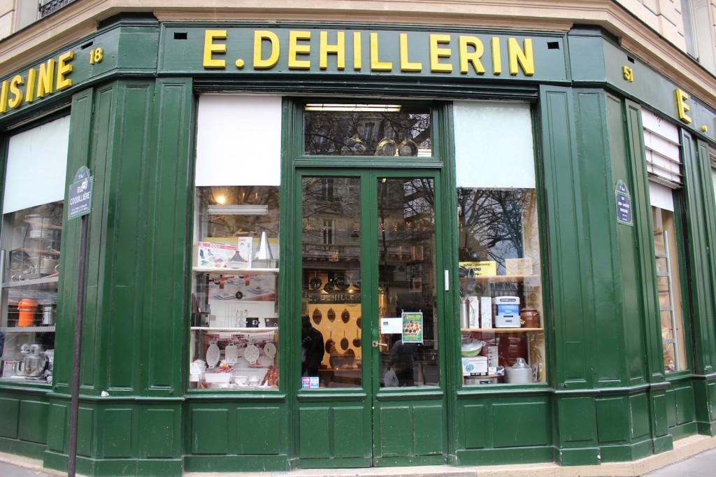 E. Dehillerin 1