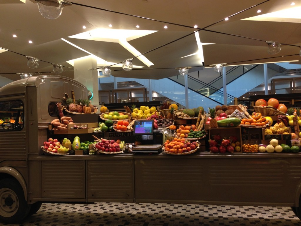 La Grand Épicerie at Le Bon Marché 9