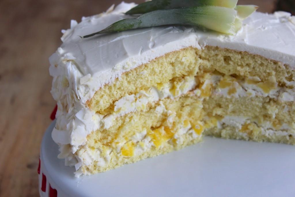 Tort pina colada 2
