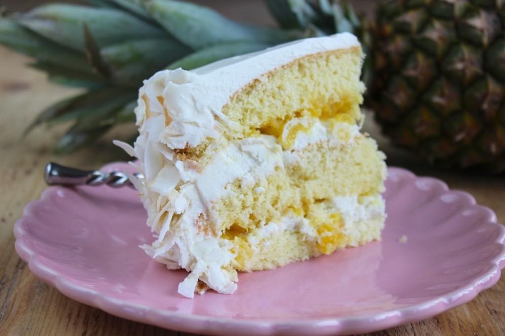 Tort pinacolada 3
