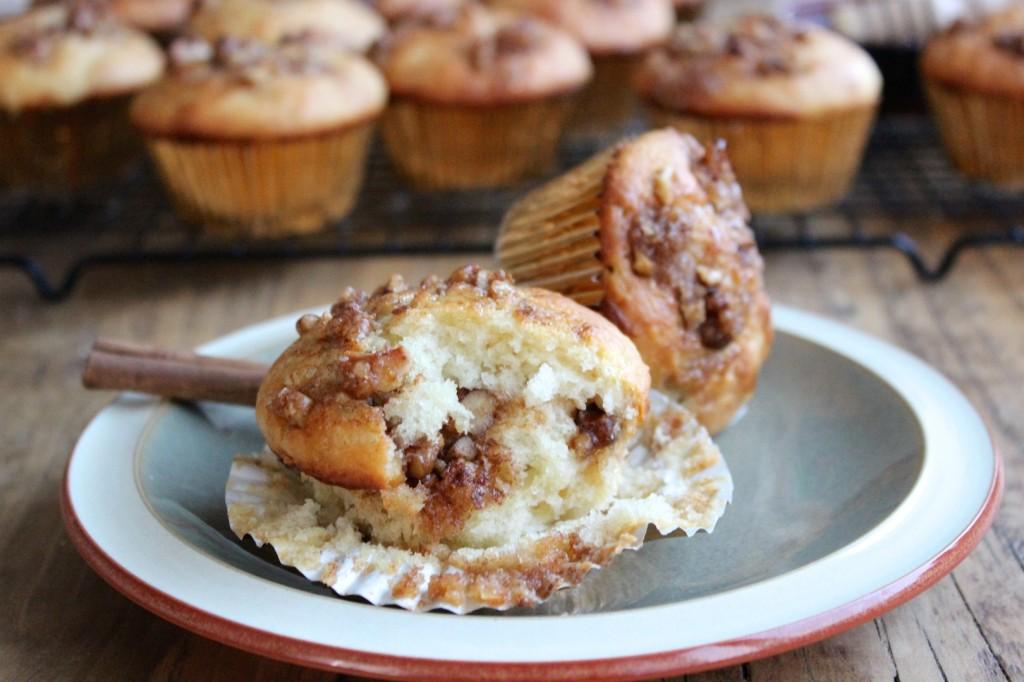 Muffinki baklava 3