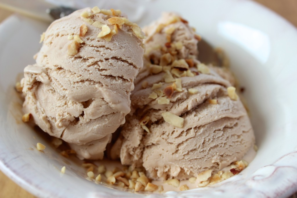 Lody gianduia 2