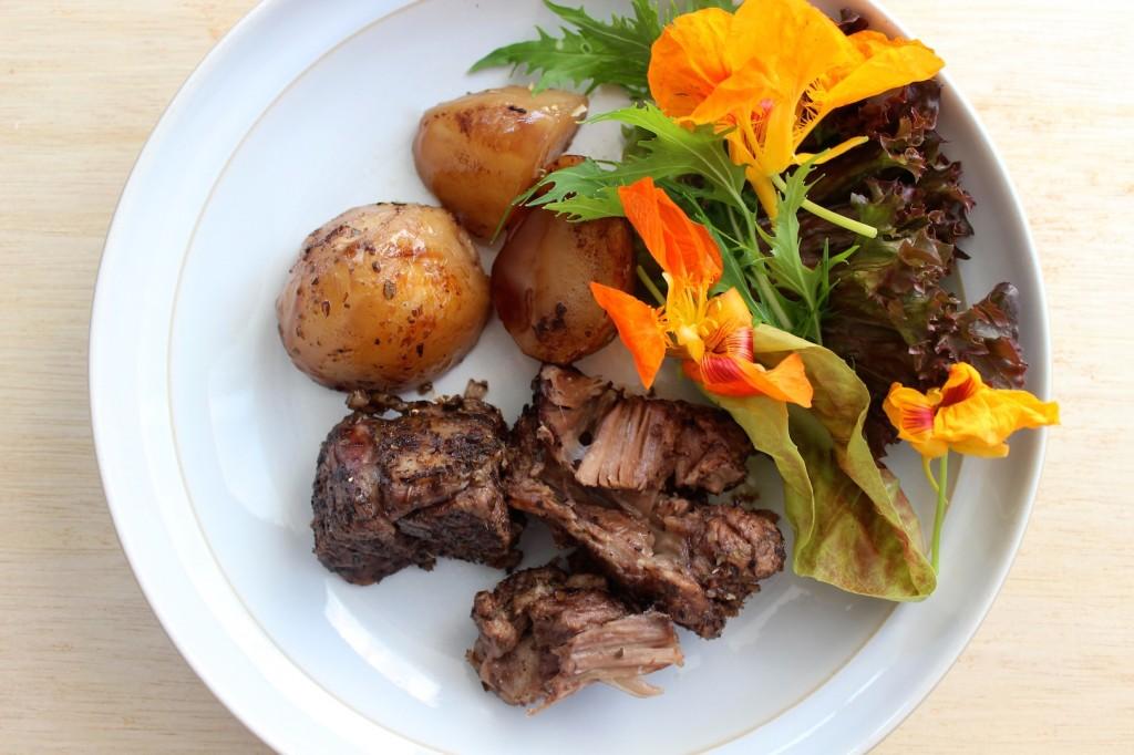 Kleftiko – Jagnięcina z ziemniakami 1