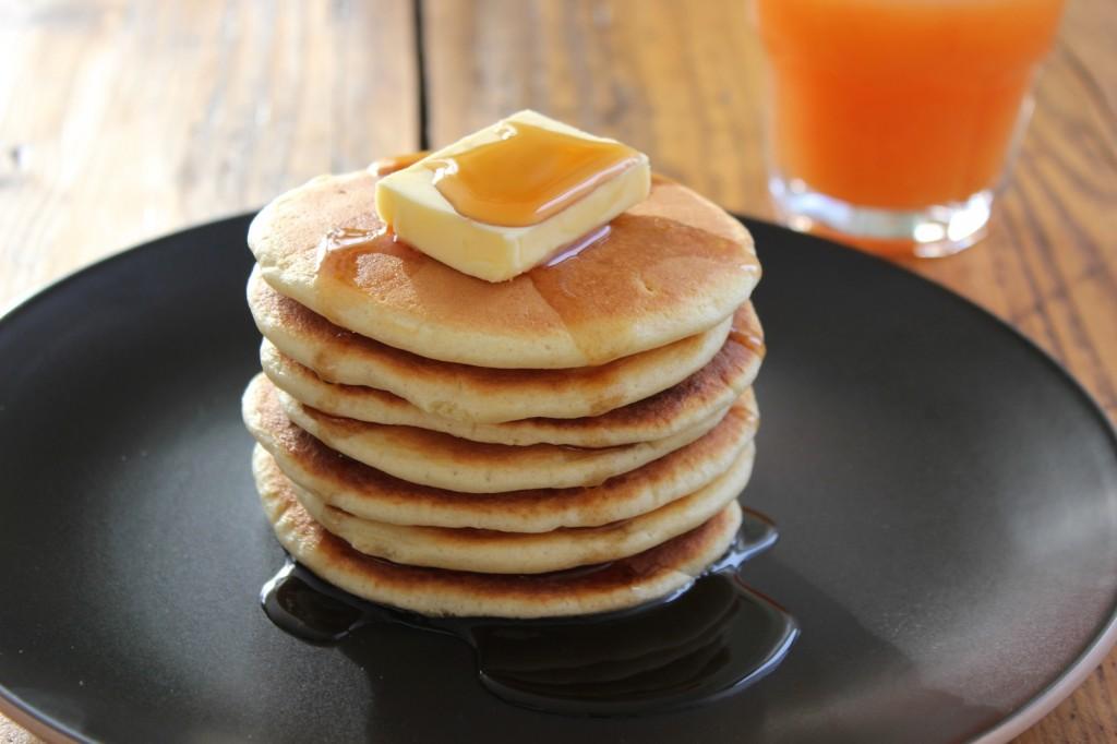 Amerykańskie pancakes 1
