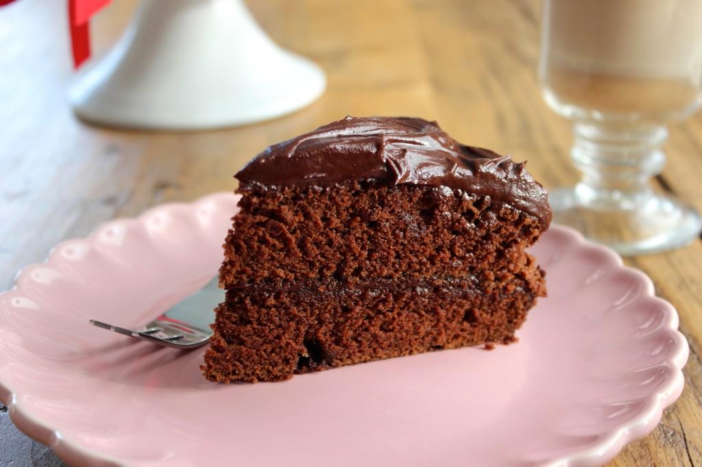 Devil's food cake 2