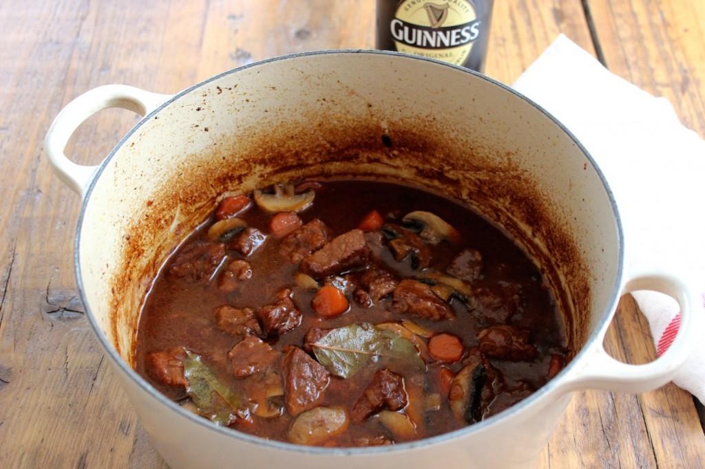 Gulasz wołowy na Guinnessie 4