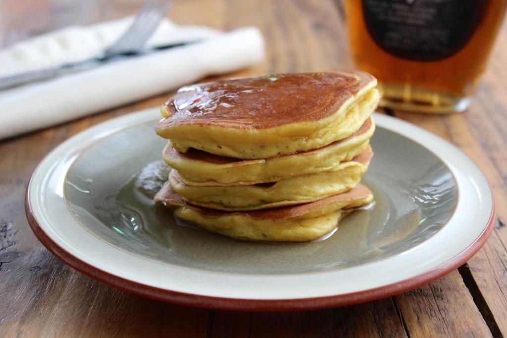 Dyniowe pancakes 2