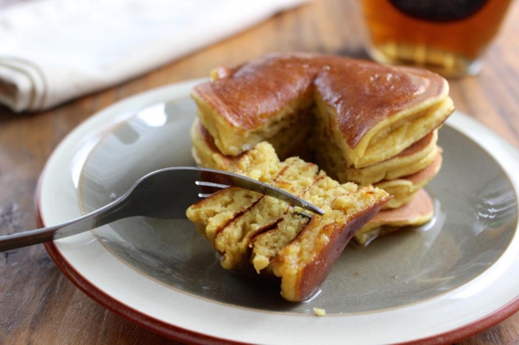 Dyniowe pancakes 4