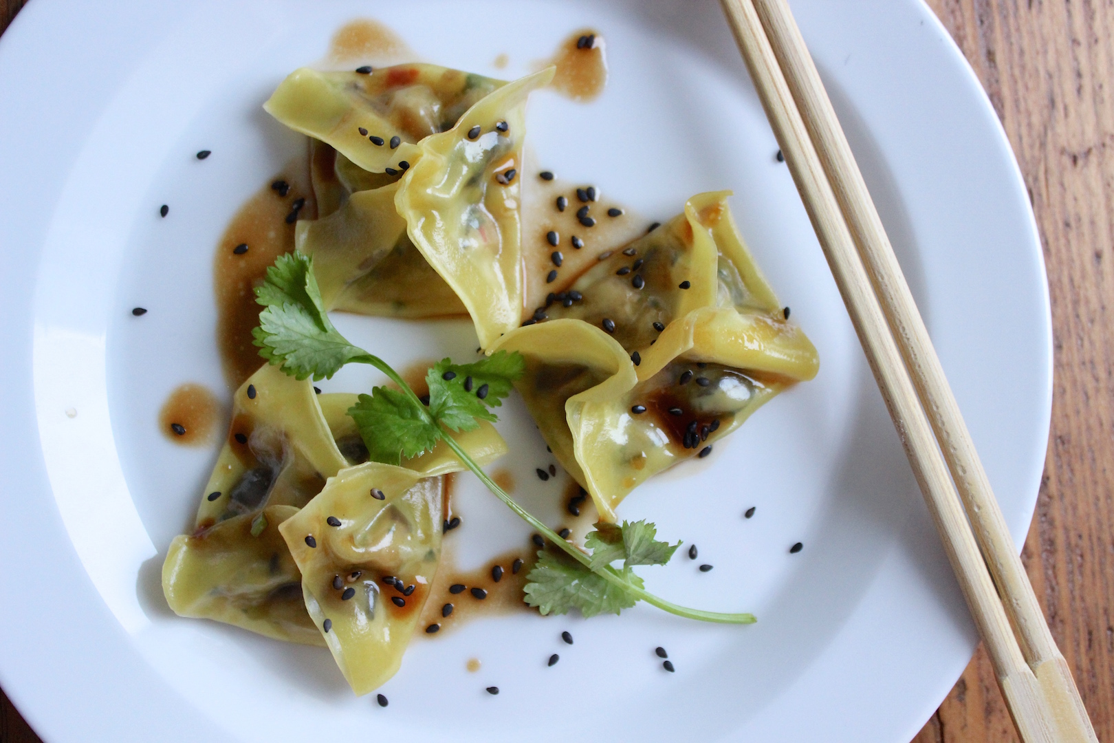 Pierogi Wontons Recipes — Dishmaps