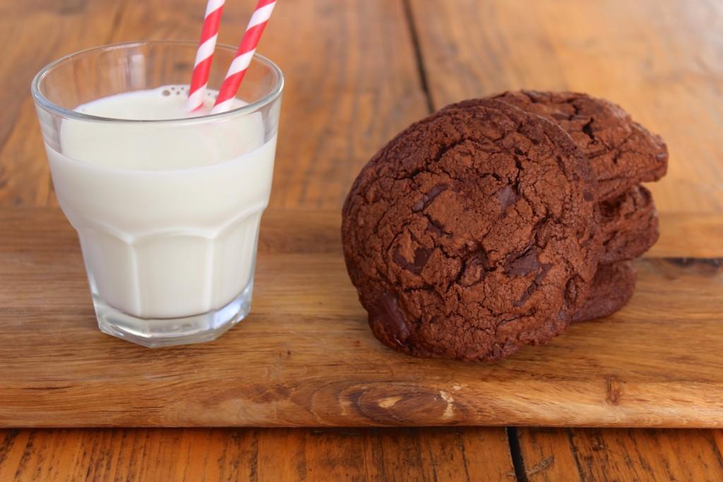 Ciasteczka czekoladowe 1