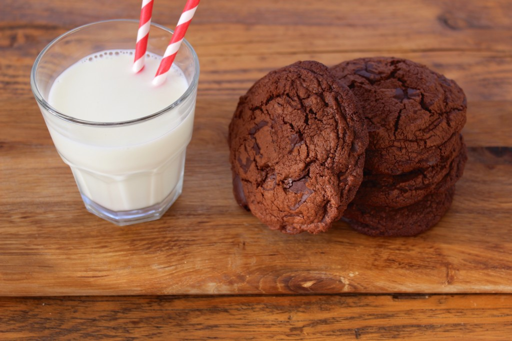 Ciasteczka czekoladowe 2
