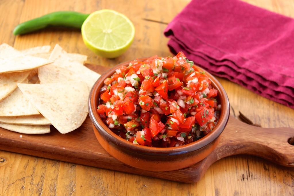 Pico de gallo – Salsa meksykańska 1