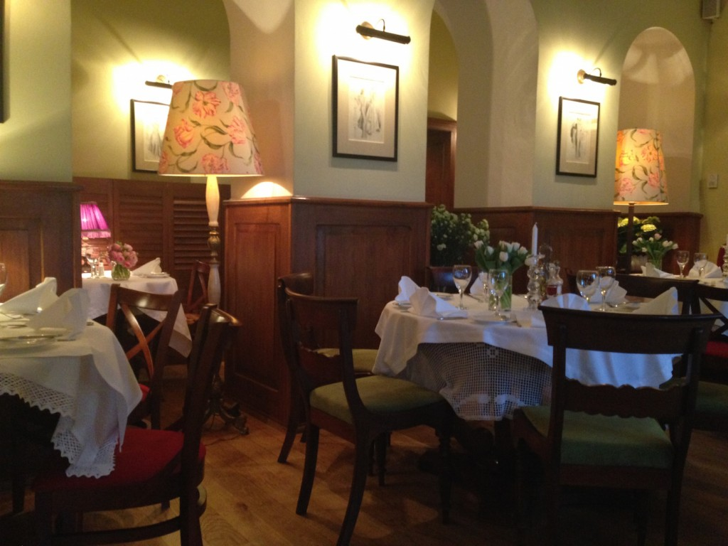 Restauracja polska różana 1