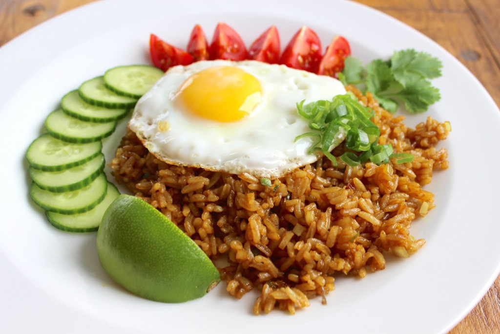 Nasi goreng – Ryż smażony po indonezyjsku 1