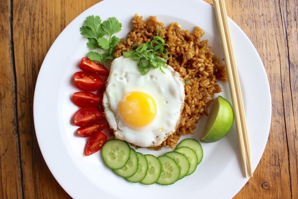 Nasi goreng – Ryż smażony po indonezyjsku 2