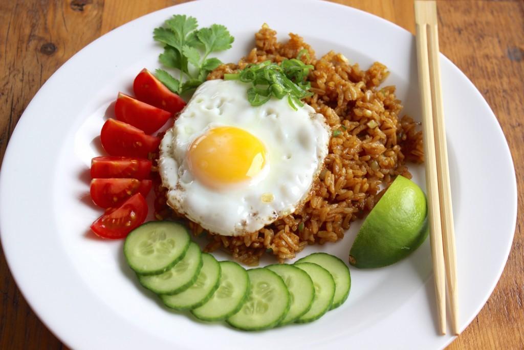 Nasi goreng – Ryż smażony po indonezyjsku 3