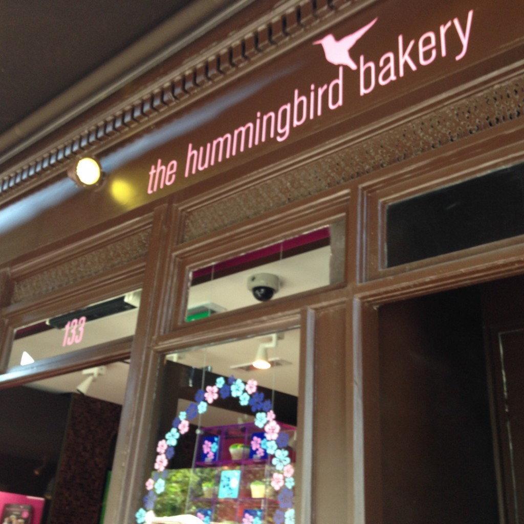 The Hummingbird bakery 1