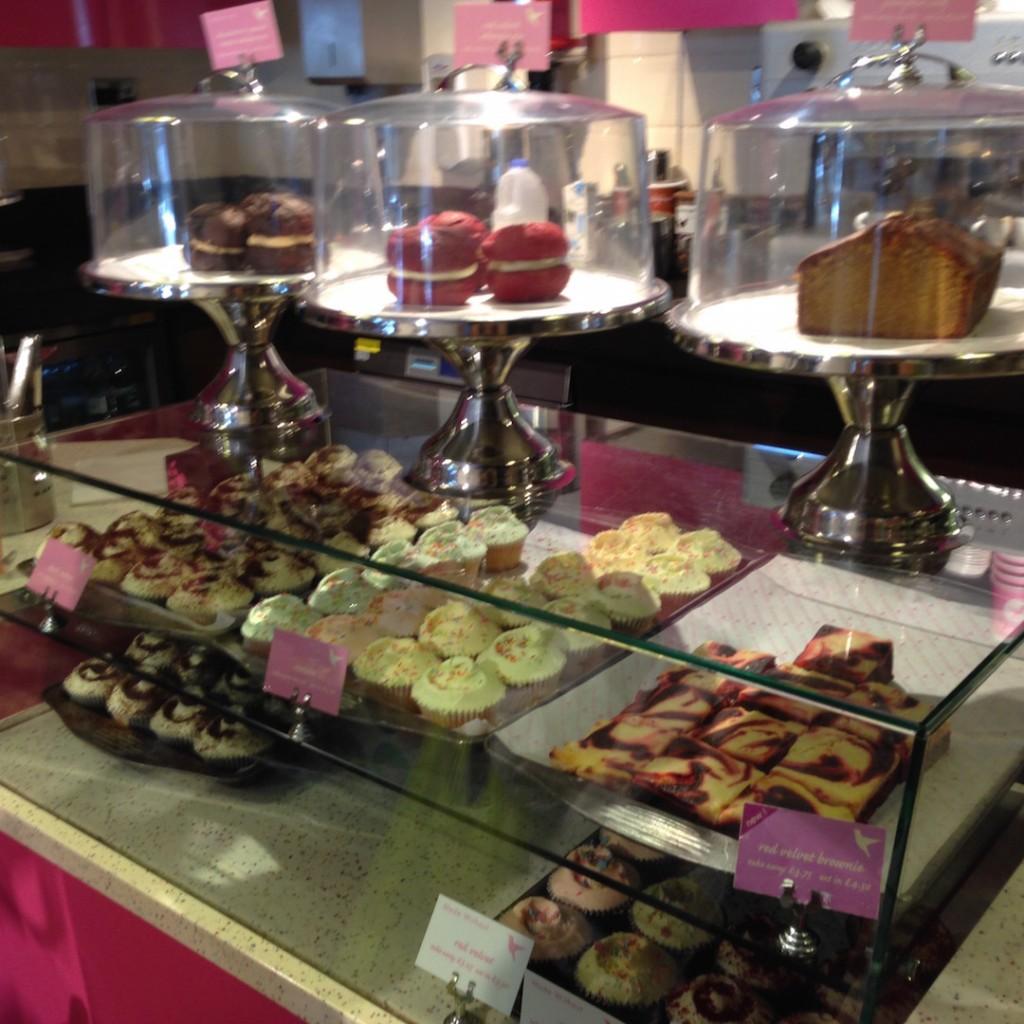 The Hummingbird bakery 2