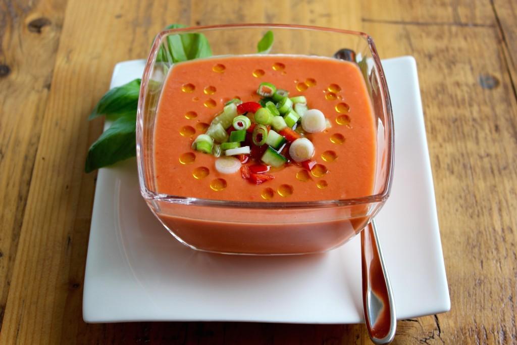Gazpacho – hiszpański chłodnik 1