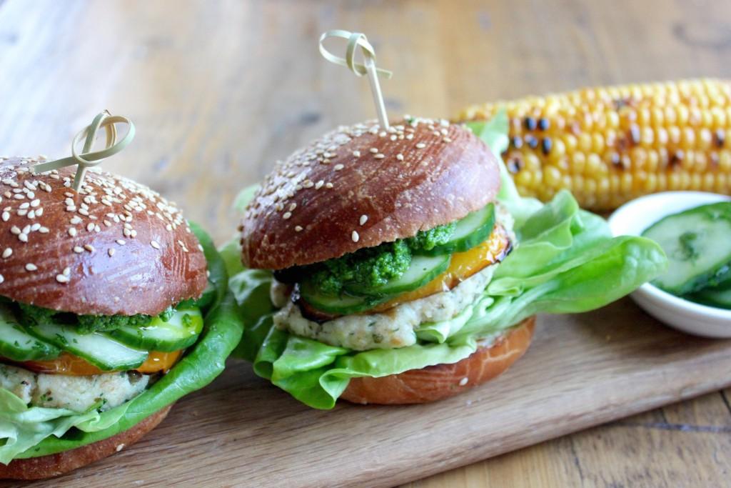 Grillowane burgery z dorsza 1