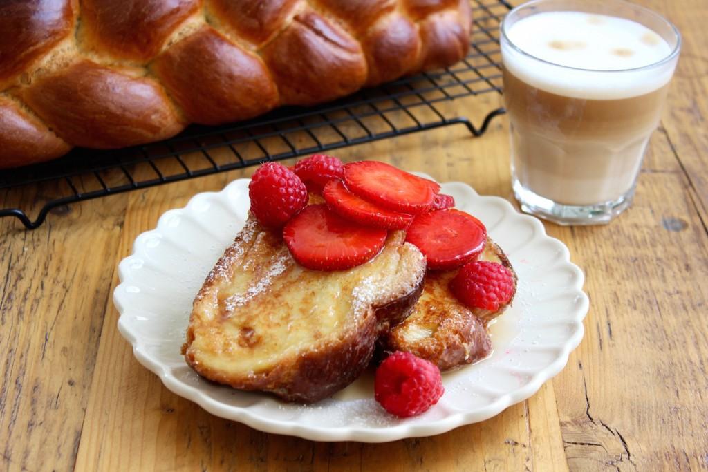 Waniliowe tosty francuskie 1