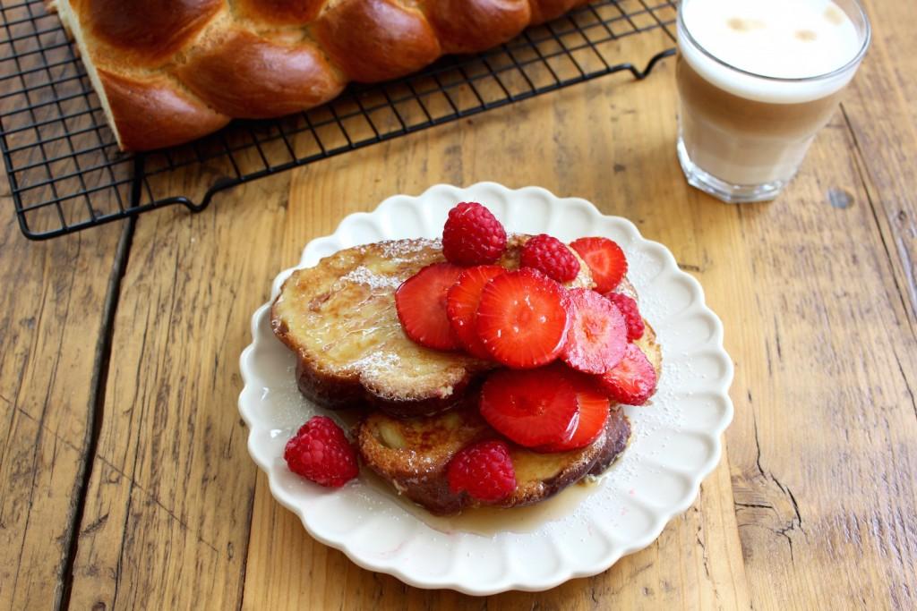 Waniliowe tosty francuskie 4