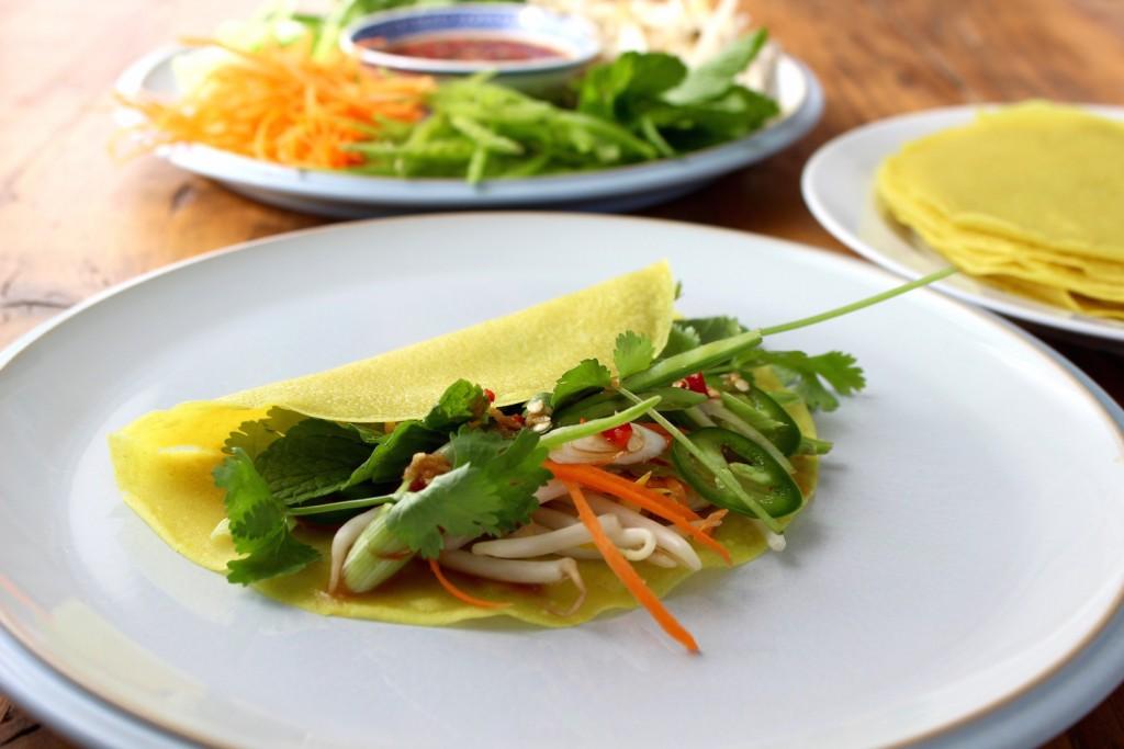 Bánh xèo– Wietnamskie naleśniki 3