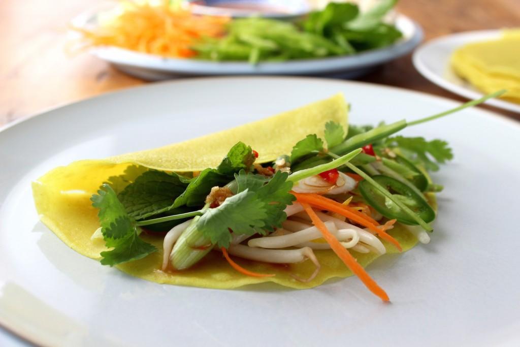 Bánh xèo– Wietnamskie naleśniki 4