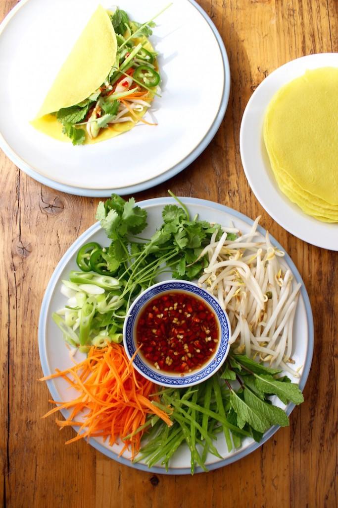 Bánh xèo– Wietnamskie naleśniki 5